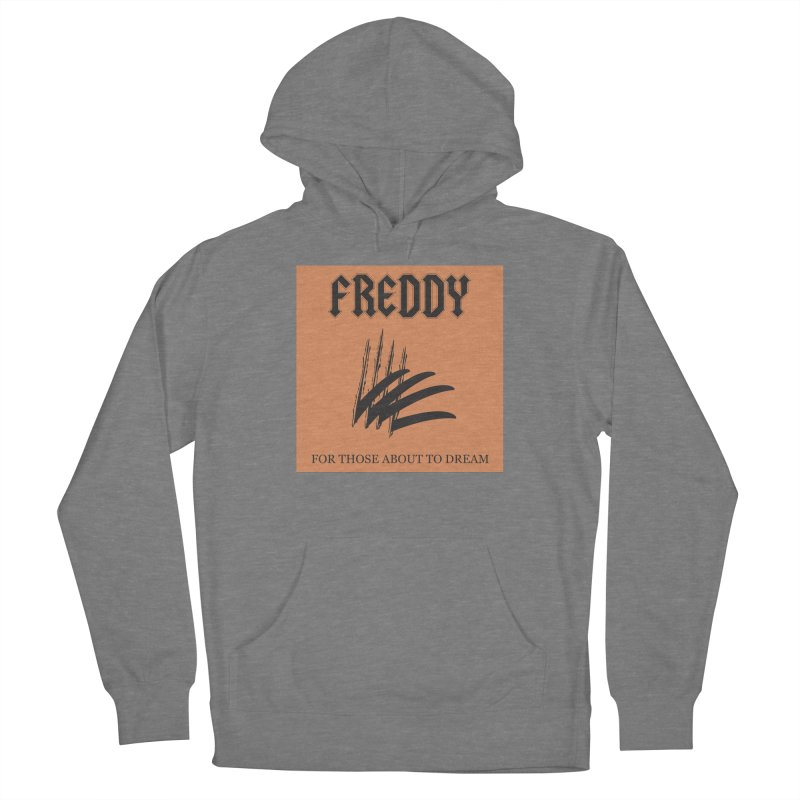 For Those About To Dream Women's Pullover Hoody by oldtee's Artist Shop
