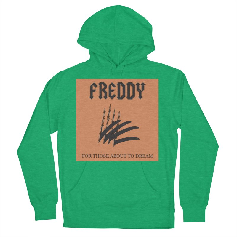 For Those About To Dream Women's French Terry Pullover Hoody by oldtee's Artist Shop