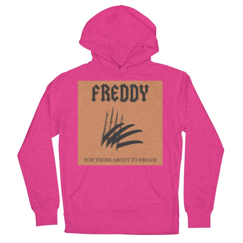 For Those About To Dream Men's French Terry Pullover Hoody by oldtee's Artist Shop