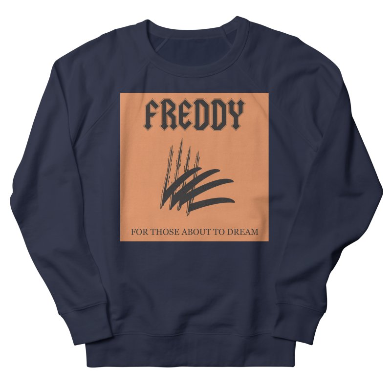 For Those About To Dream Men's French Terry Sweatshirt by oldtee's Artist Shop