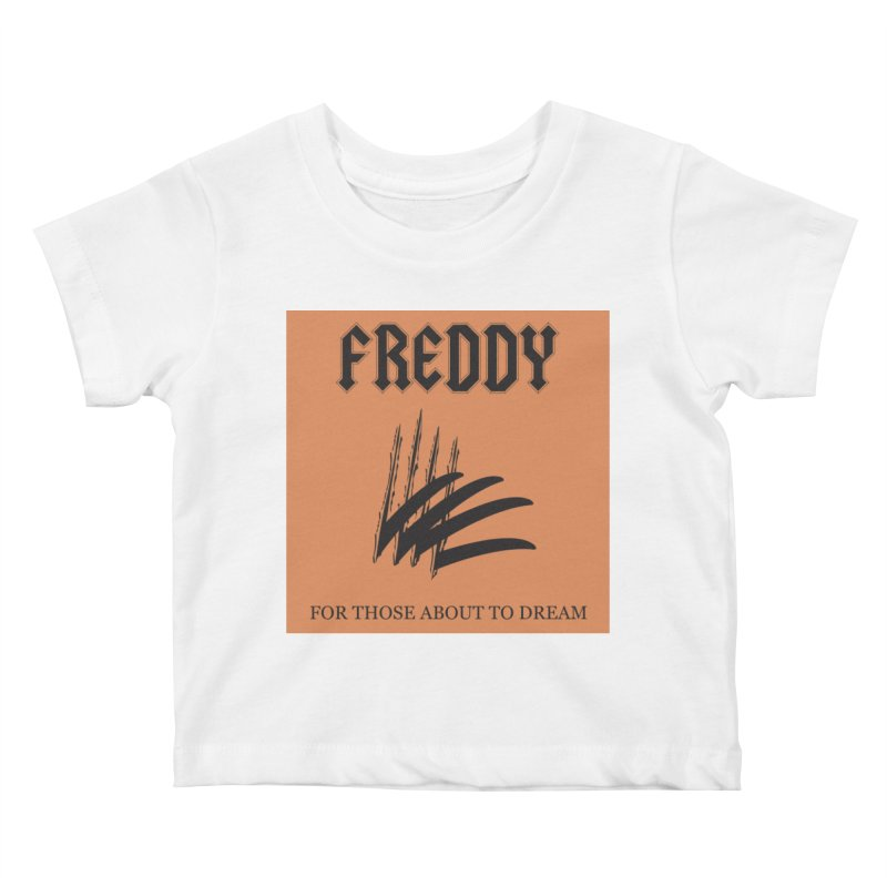 For Those About To Dream Kids Baby T-Shirt by oldtee's Artist Shop