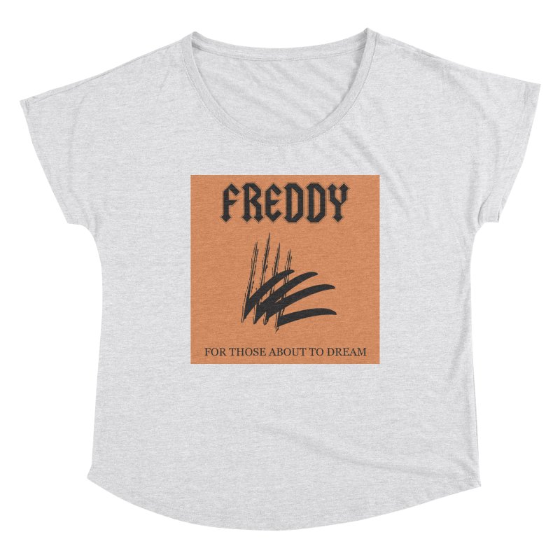 For Those About To Dream Women's Scoop Neck by oldtee's Artist Shop