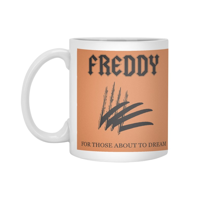 For Those About To Dream Accessories Standard Mug by oldtee's Artist Shop