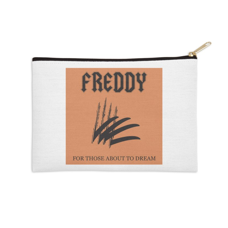 For Those About To Dream Accessories Zip Pouch by oldtee's Artist Shop