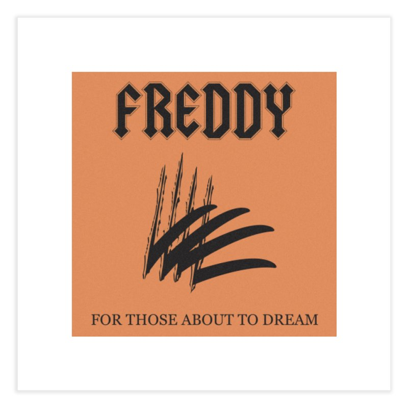 For Those About To Dream Home Fine Art Print by oldtee's Artist Shop