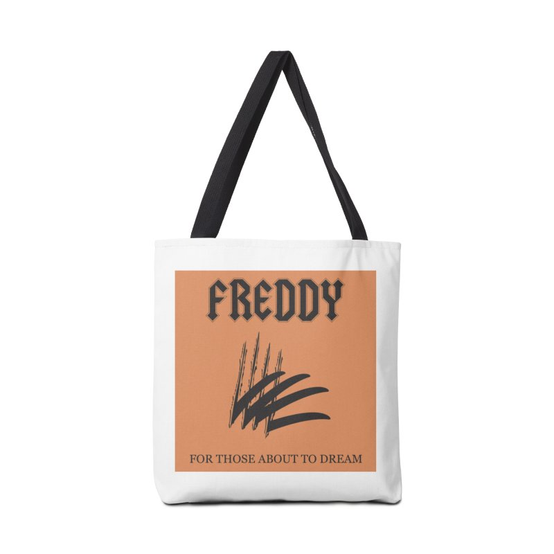 For Those About To Dream Accessories Tote Bag Bag by oldtee's Artist Shop