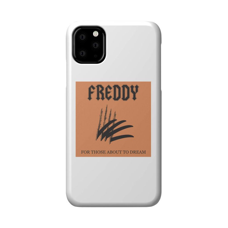 For Those About To Dream Accessories Phone Case by oldtee's Artist Shop