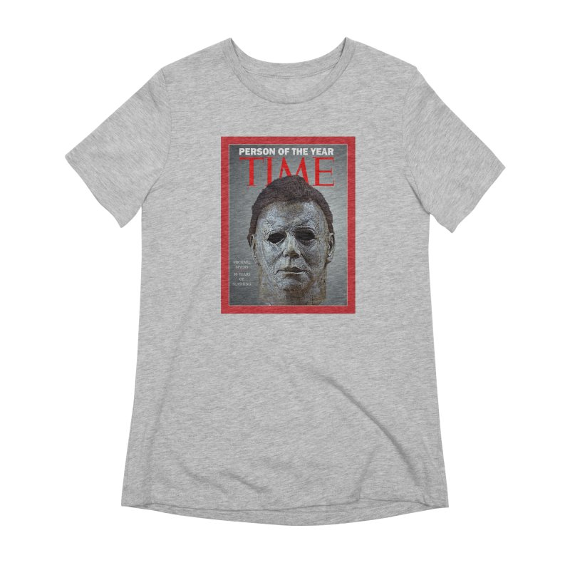 Slasher of the year Women's Extra Soft T-Shirt by oldtee's Artist Shop
