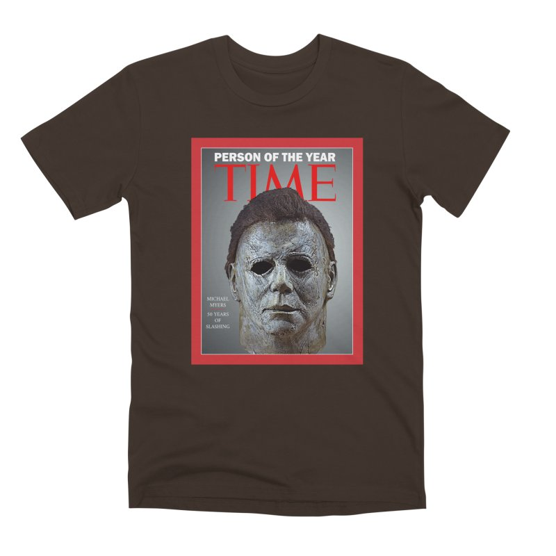 Slasher of the year Men's Premium T-Shirt by oldtee's Artist Shop