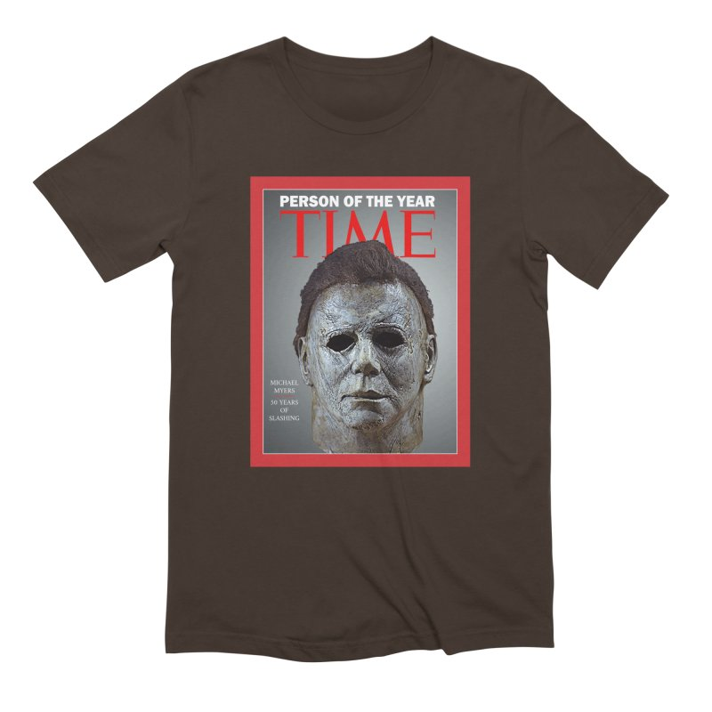 Slasher of the year Men's Extra Soft T-Shirt by oldtee's Artist Shop