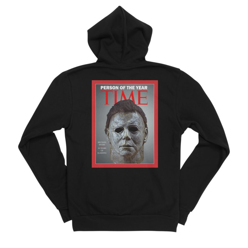 Slasher of the year Men's Sponge Fleece Zip-Up Hoody by oldtee's Artist Shop