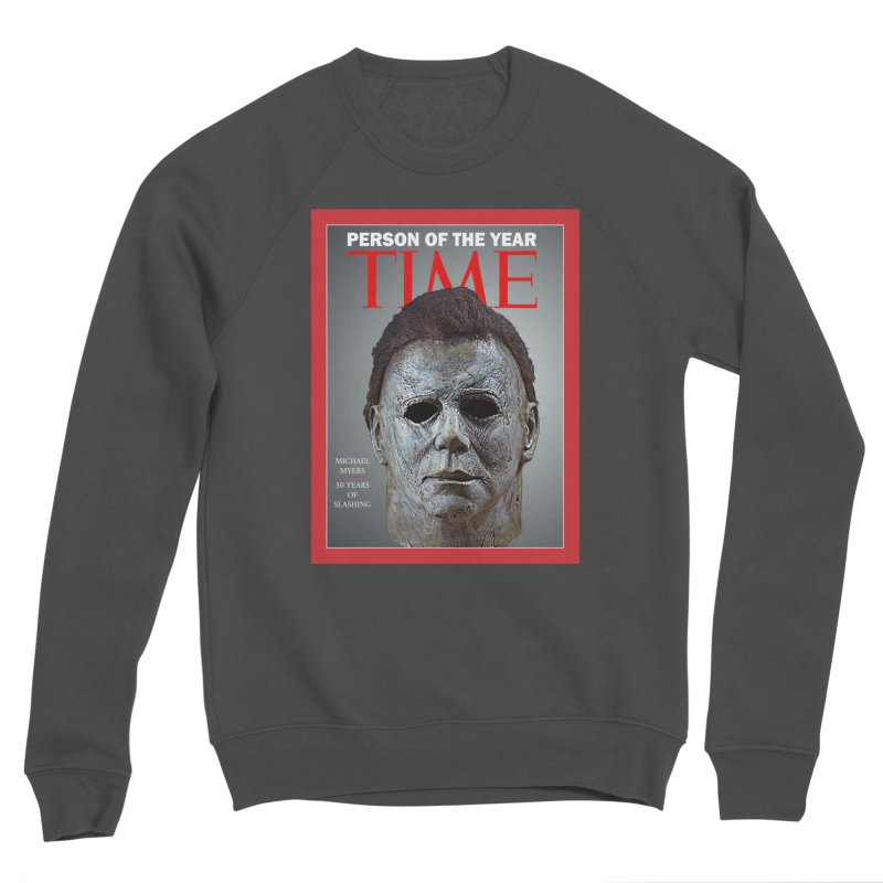 Slasher of the year Men's Sponge Fleece Sweatshirt by oldtee's Artist Shop