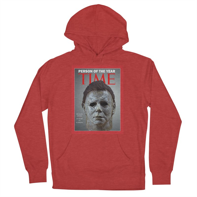 Slasher of the year Women's French Terry Pullover Hoody by oldtee's Artist Shop