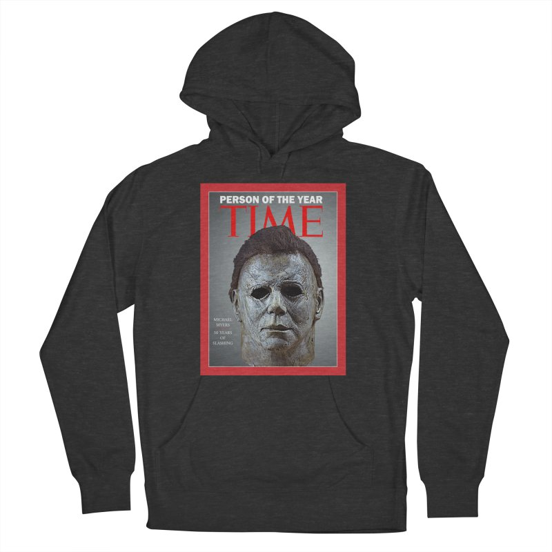Slasher of the year Men's French Terry Pullover Hoody by oldtee's Artist Shop