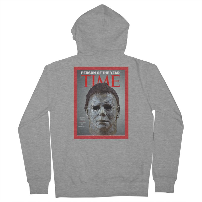 Slasher of the year Women's French Terry Zip-Up Hoody by oldtee's Artist Shop