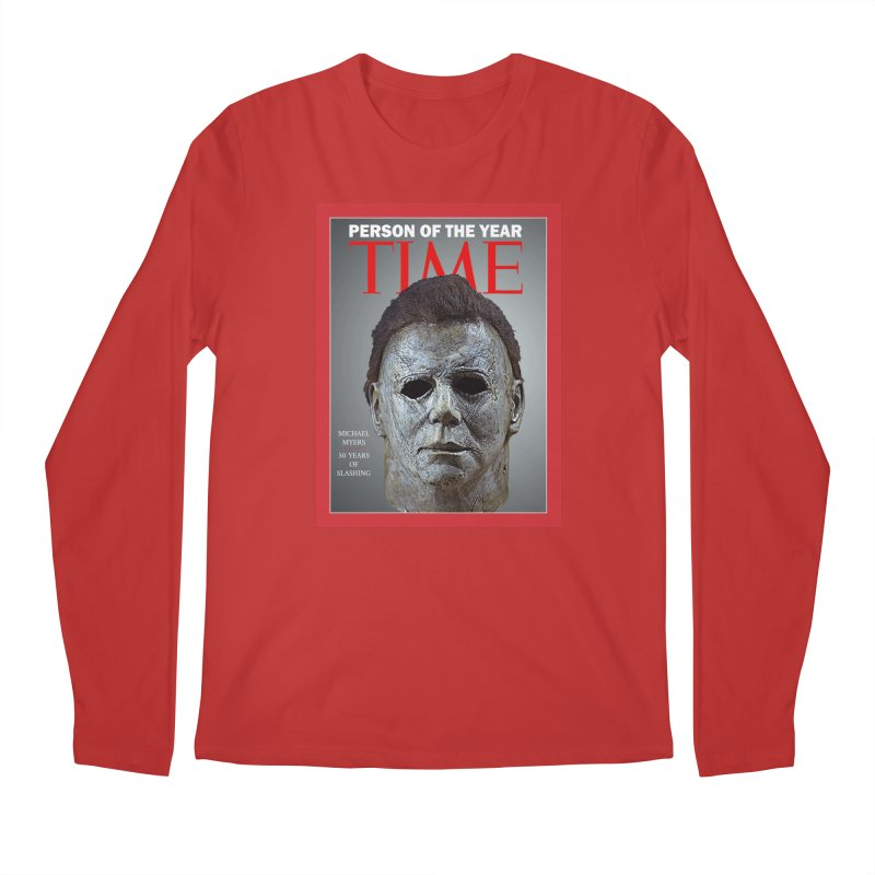 Slasher of the year Men's Regular Longsleeve T-Shirt by oldtee's Artist Shop