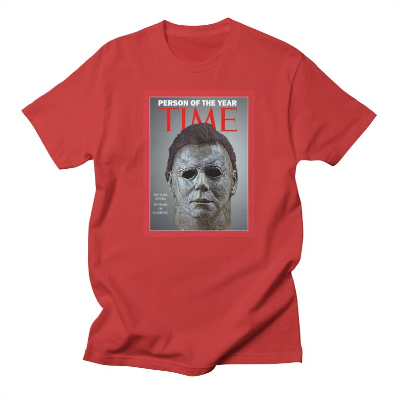 Slasher of the year Women's Regular Unisex T-Shirt by oldtee's Artist Shop