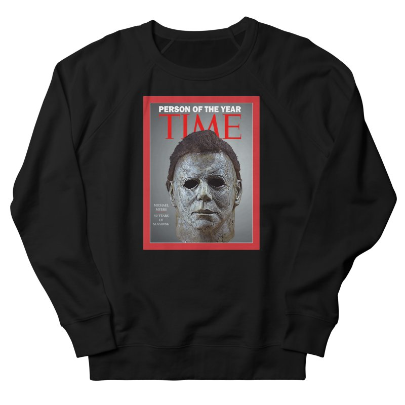 Slasher of the year Women's French Terry Sweatshirt by oldtee's Artist Shop