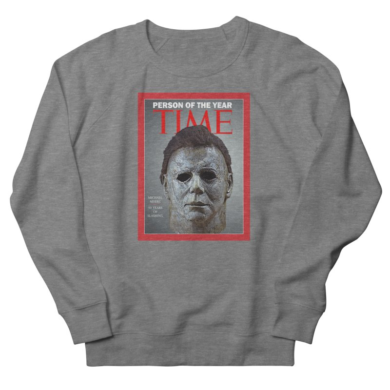 Slasher of the year Men's French Terry Sweatshirt by oldtee's Artist Shop