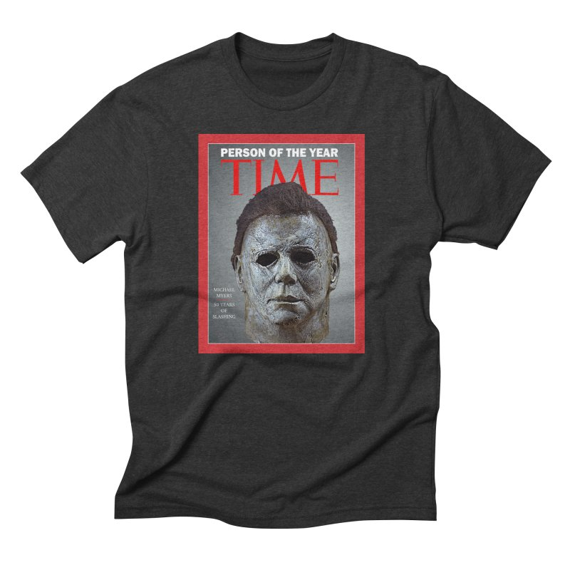 Slasher of the year Men's Triblend T-Shirt by oldtee's Artist Shop