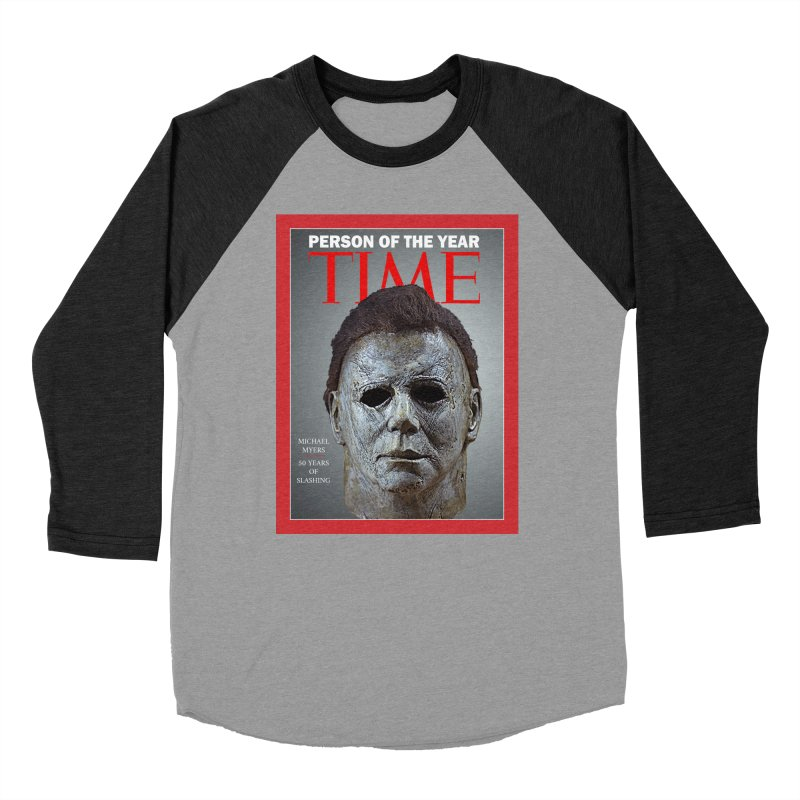 Slasher of the year Women's Baseball Triblend Longsleeve T-Shirt by oldtee's Artist Shop