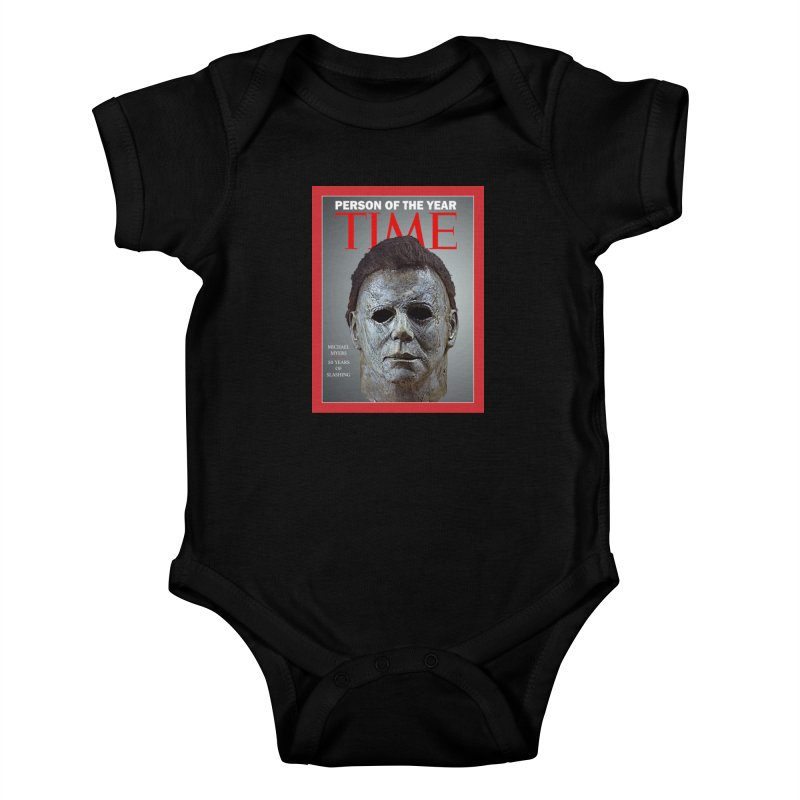 Slasher of the year Kids Baby Bodysuit by oldtee's Artist Shop