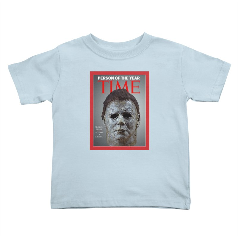 Slasher of the year Kids Toddler T-Shirt by oldtee's Artist Shop