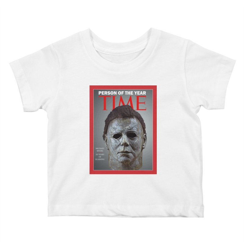 Slasher of the year Kids Baby T-Shirt by oldtee's Artist Shop
