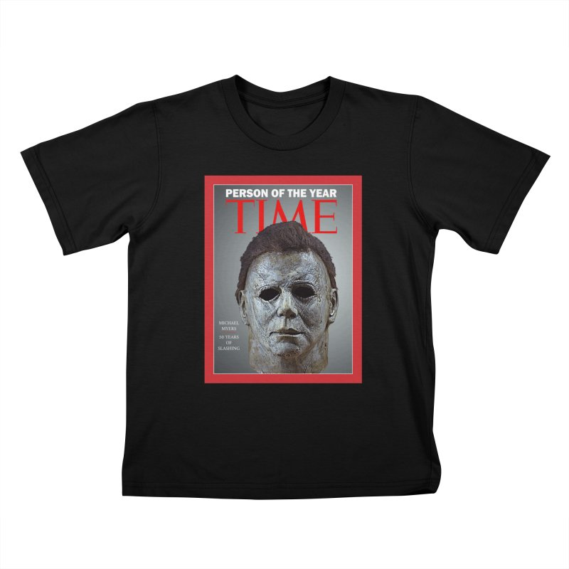 Slasher of the year Kids T-Shirt by oldtee's Artist Shop