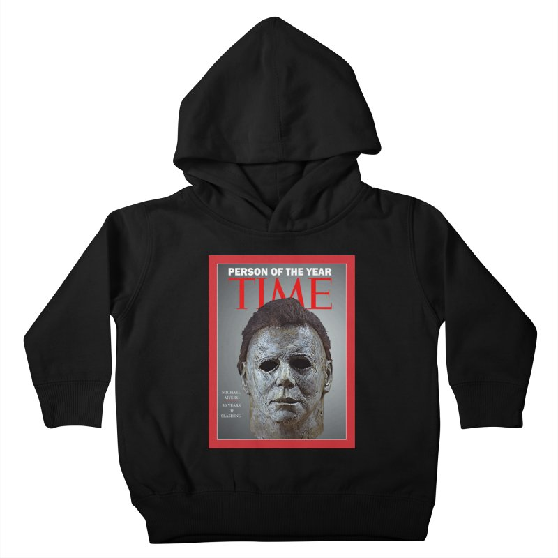 Slasher of the year Kids Toddler Pullover Hoody by oldtee's Artist Shop