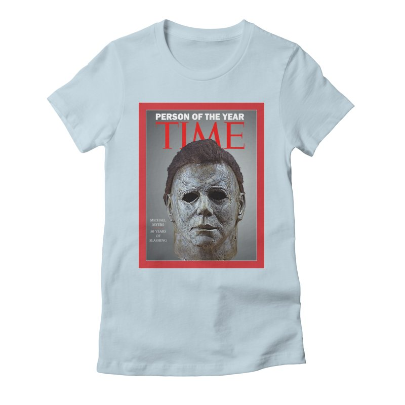 Slasher of the year Women's T-Shirt by oldtee's Artist Shop