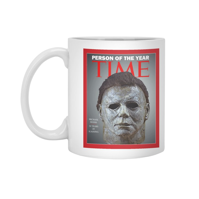 Slasher of the year Accessories Standard Mug by oldtee's Artist Shop