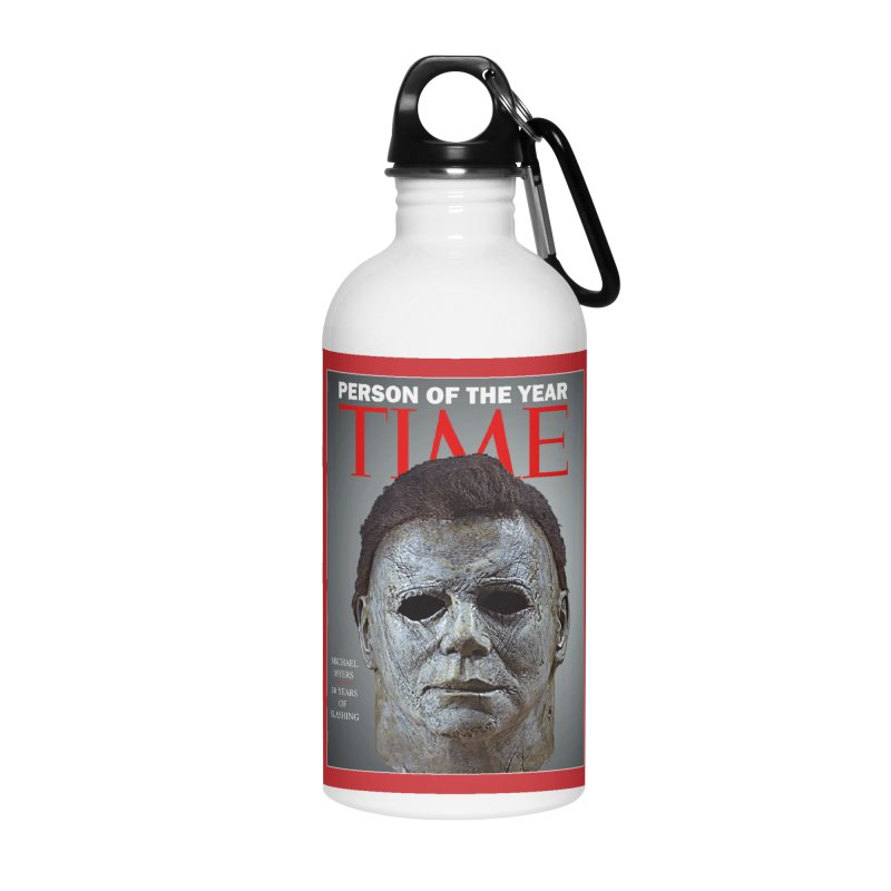 Slasher of the year Accessories Water Bottle by oldtee's Artist Shop
