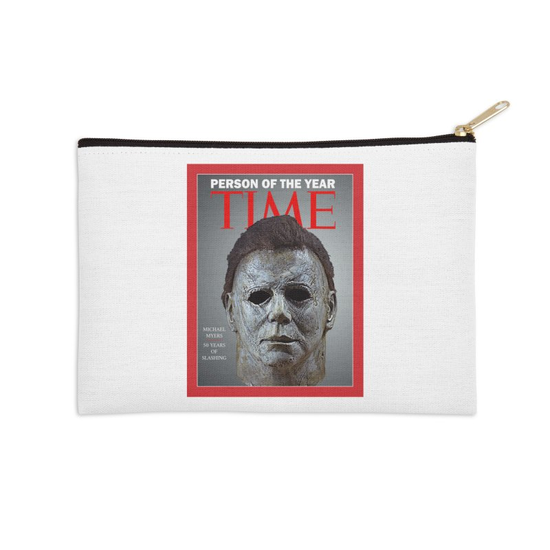 Slasher of the year Accessories Zip Pouch by oldtee's Artist Shop