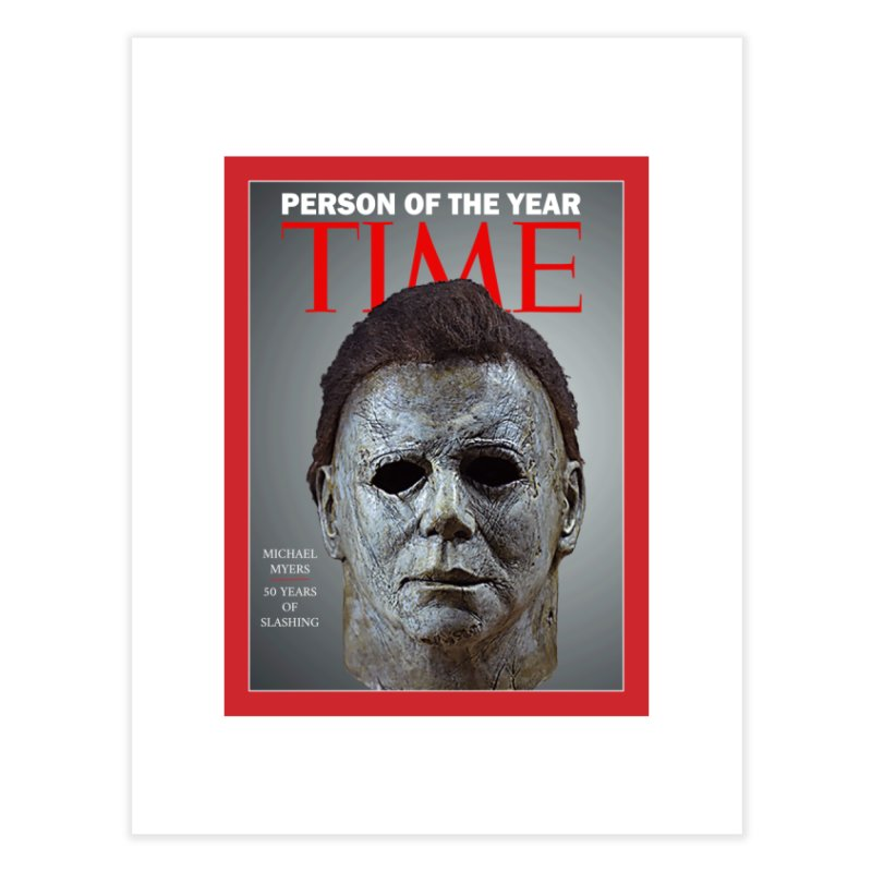 Slasher of the year Home Fine Art Print by oldtee's Artist Shop