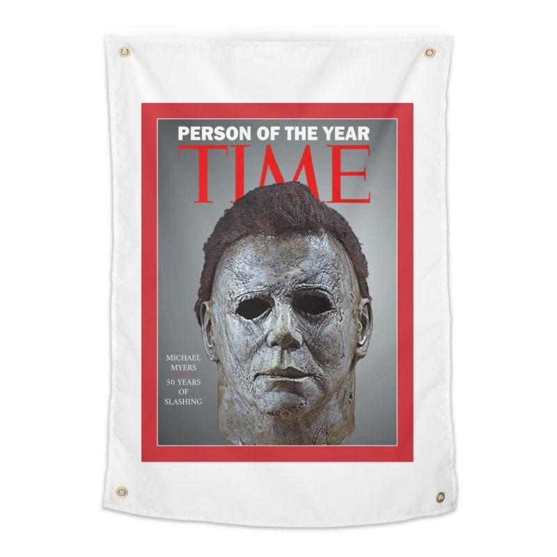 Slasher of the year Home Tapestry by oldtee's Artist Shop