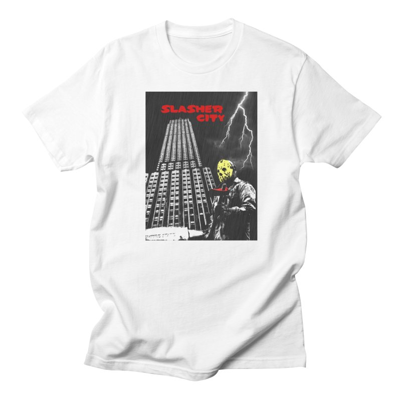 Slasher City Women's Regular Unisex T-Shirt by oldtee's Artist Shop