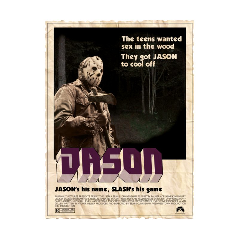 Jason Shaft Home Rug by oldtee's Artist Shop