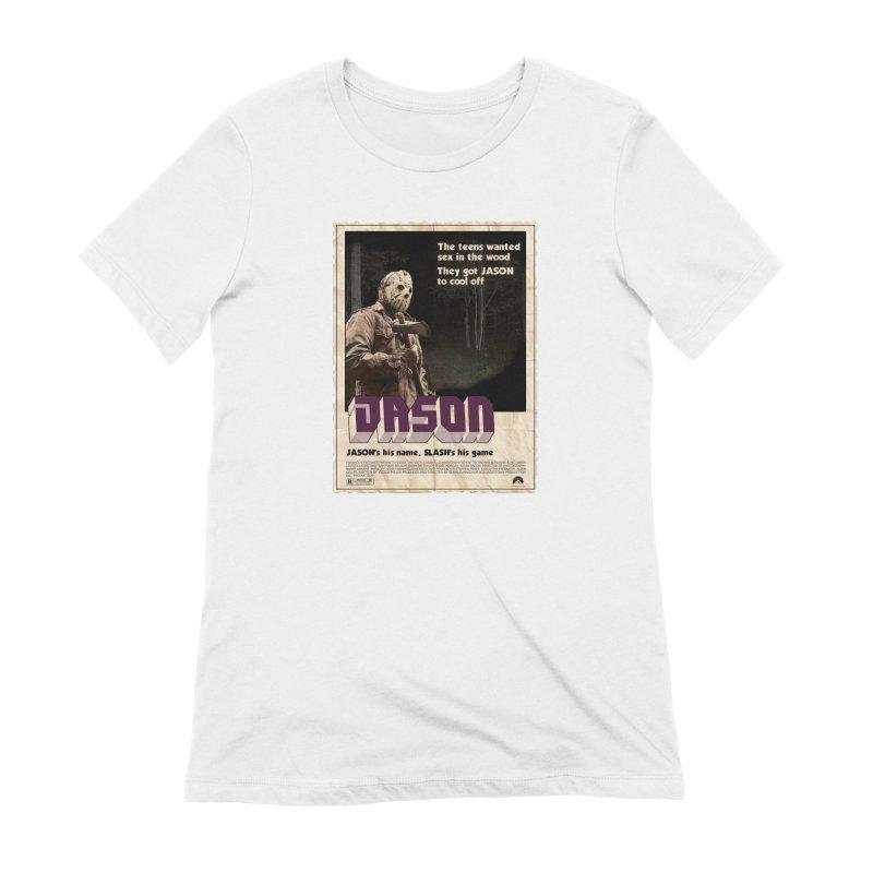 Jason Shaft Women's Extra Soft T-Shirt by oldtee's Artist Shop