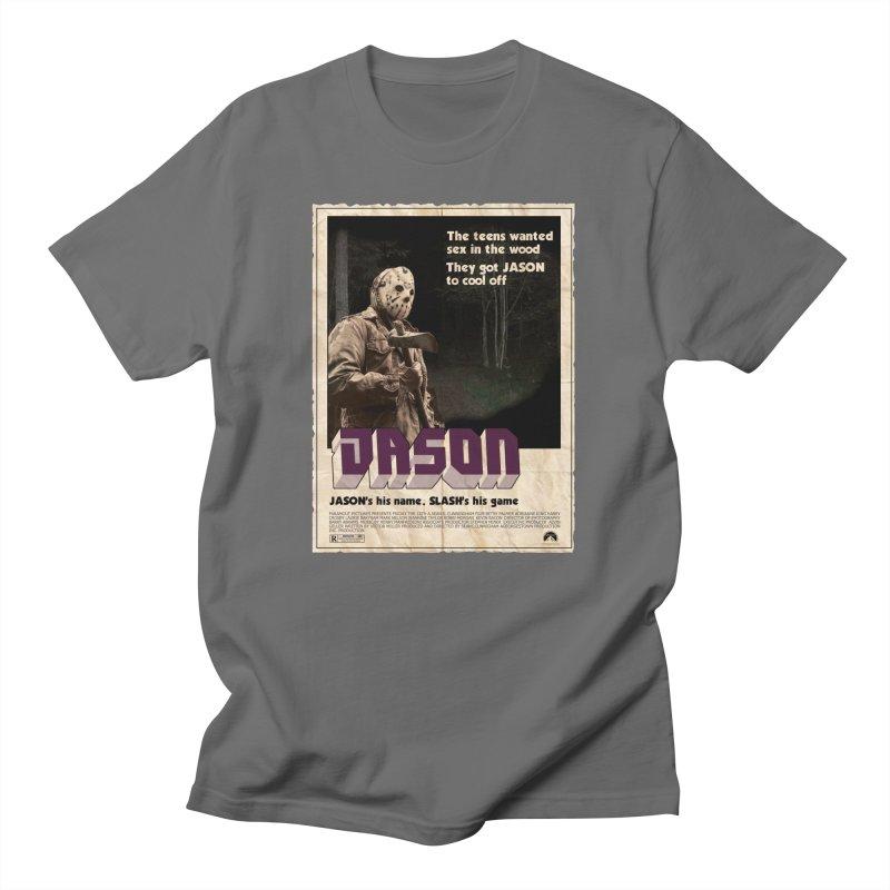 Jason Shaft Men's T-Shirt by oldtee's Artist Shop