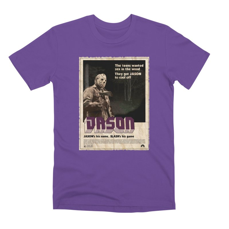 Jason Shaft Men's Premium T-Shirt by oldtee's Artist Shop