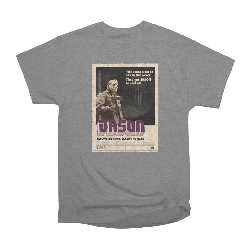 Jason Shaft Women's Heavyweight Unisex T-Shirt by oldtee's Artist Shop