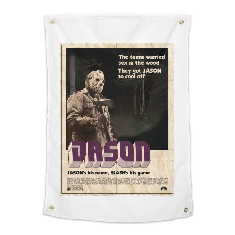 Jason Shaft Home Tapestry by oldtee's Artist Shop