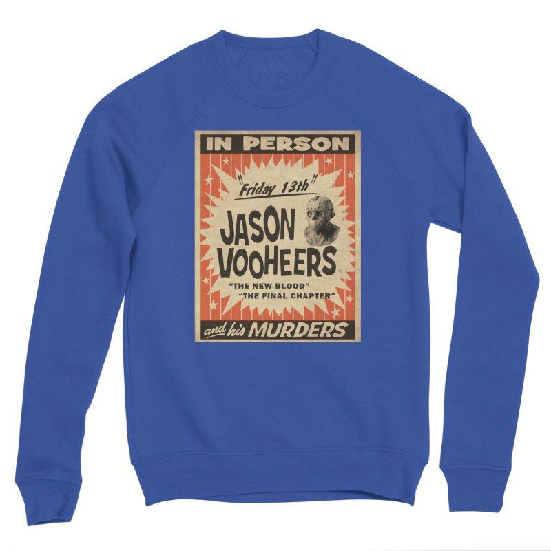 Jason in Person Women's Sweatshirt by oldtee's Artist Shop