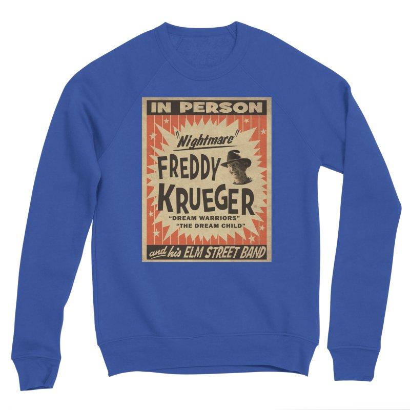 Freddy in person Women's Sweatshirt by oldtee's Artist Shop