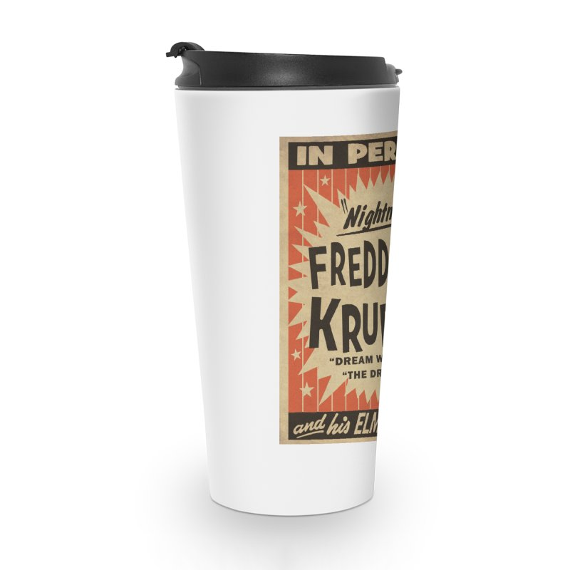 Freddy in person Accessories Travel Mug by oldtee's Artist Shop