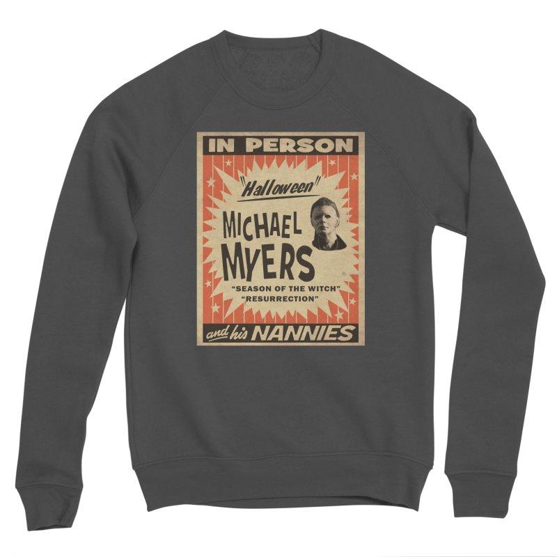 Michael in person Men's Sponge Fleece Sweatshirt by oldtee's Artist Shop