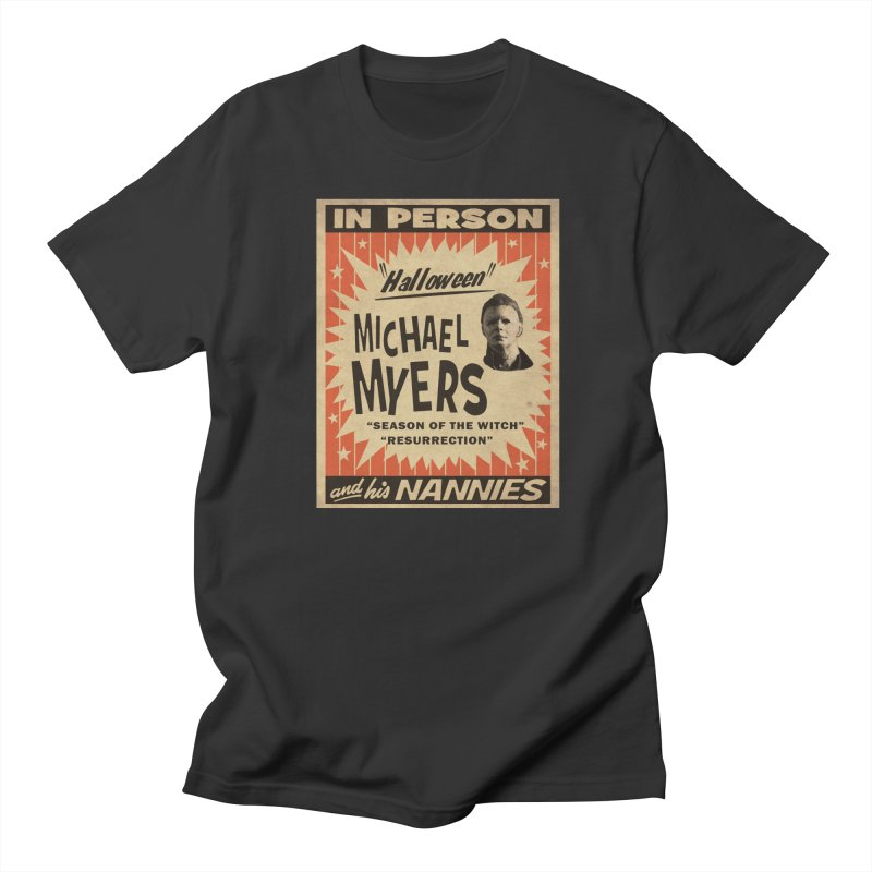 Michael in person Women's Regular Unisex T-Shirt by oldtee's Artist Shop