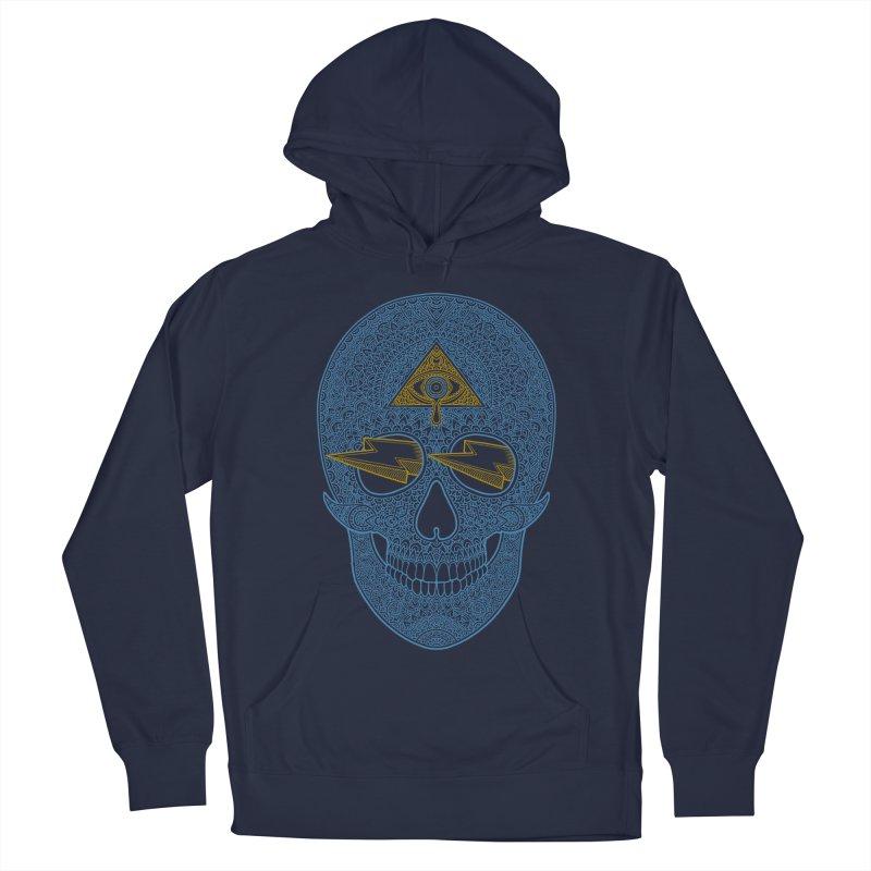 Skull-seeing Women's Pullover Hoody by oleggert's Artist Shop