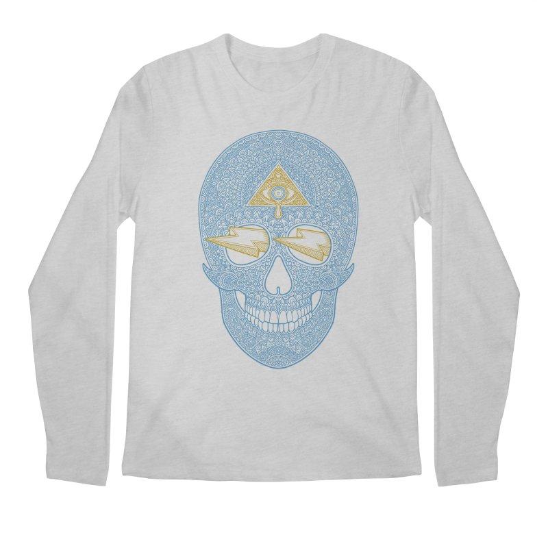 Skull-seeing Men's Longsleeve T-Shirt by oleggert's Artist Shop